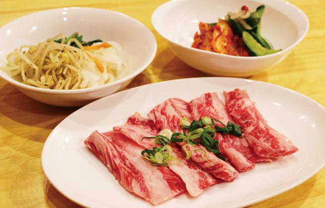 焼肉ホルモン・韓国創作料理 楽亭